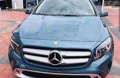 Mercedes-Benz GLA-Class 2015 Blue for sale