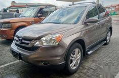 Well maintained 2010 Honda CR-V for sale at price ₦3,400,000 in Lagos