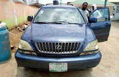 Very sharp neat blue 2001 Lexus RX automatic for sale