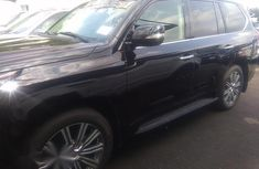 New Lexus LX 2016 Black for sale