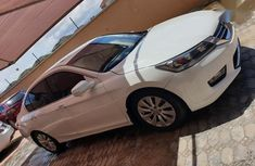 Honda Accord 2013 White for sale