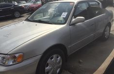 Used 2002 Toyota Corolla automatic for sale