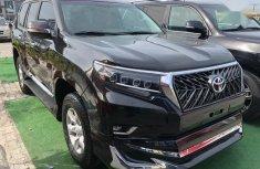 Black 2011 Toyota Land Cruiser Prado at mileage 65,000 for sale