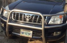 Used blue 2007 Toyota Land Cruiser Prado manual for sale in Makurdi