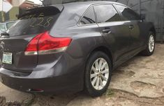 Toyota Venza AWD 2011 Gray for sale
