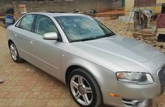 Grey 2006 Audi A6 sedan automatic for sale at price ₦1,700,000