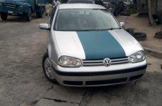 Volkswagen Golf 2005 1.6 FSI Comfortline Silver for sale