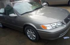 Clean and neat grey/silver 2001 Toyota Camry for sale