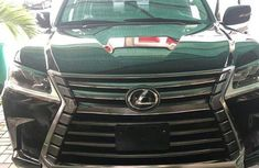 New Lexus LX 2017 Black for sale