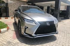 Grey 2018 Lexus RX automatic for sale at price ₦23,000,000 in Lagos