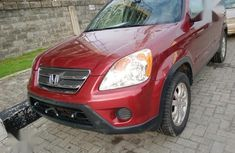 Sell used 2006 Honda CR-V automatic at price ₦2,400,000