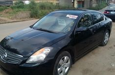 Nissan Altima 2008 Black for sale