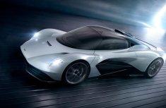 Aston Martin's next Hypercar got official name: Valhalla