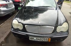 Sell used 2004 Mercedes-Benz C200 sedan automatic in Lagos