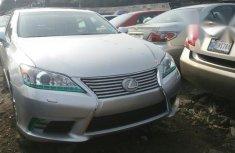 Sell grey/silver 2012 Lexus ES automatic