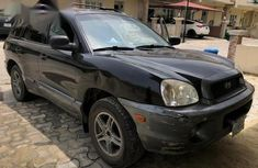Need to sell cheap used 2005 Hyundai Santa Fe automatic in Lagos