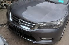 Honda Accord 2014 Gray for sale