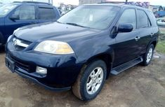 Need to sell used blue 2005 Acura MDX automatic at cheap price