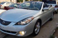 Toyota Solara 2006 Silver for sale