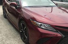 Very sharp neat 2018 Toyota Camry for sale in Lagos