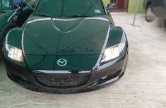 Sell black 2005 Mazda RX-8 automatic at mileage 5,000 in Lagos