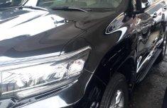 Sell cheap black 2018 Toyota Land Cruiser Prado automatic