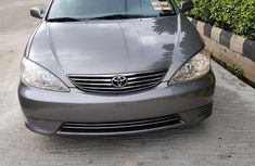 Toyota Camry 2006 3.0 V6 Automatic Gray for sale