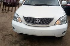 Sell white 2007 Lexus RX automatic at price ₦3,500,000 in Lagos