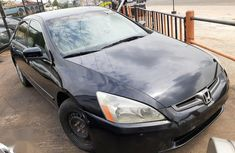 Honda Accord 2004 Sedan EX Black for sale