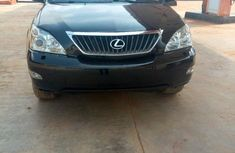 Lexus RX 350 4x4 2009 Black for sale