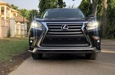 Lexus GX 2017 Black for sale