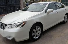 Lexus ES 2008 350 White for sale