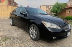Best priced black 2008 Lexus ES sedan at mileage 54,000