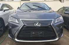 Lexus RX 2017 350 AWD Gray for sale