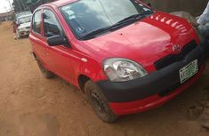 Best priced used 2003 Toyota Yaris hatchback manual