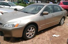 Honda Accord 2002 Gray for slae