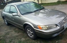 Sell cheap grey 1999 Toyota Camry sedan automatic in Port Harcourt