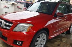 Neatly used 2010 Mercedes-Benz GLK for sale in Ikeja