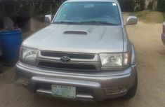 Sell well kept 2002 Toyota 4-Runner automatic at price ₦1,200,000