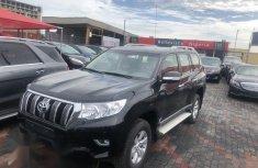New Toyota Land Cruiser Prado 2017 Black for sale