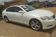 Lexus GS 2009 350 4WD White for sale