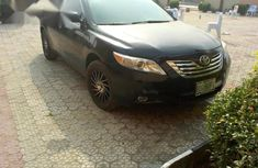 Toyota Camry 2.4 LE 2008 Black for sale