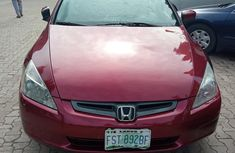 Sell neatly used 2004 Honda Accord at mileage 14,176
