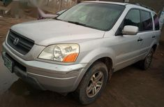 Need to sell high quality 2004 Honda Pilot suv at price ₦1,150,000 in Lagos
