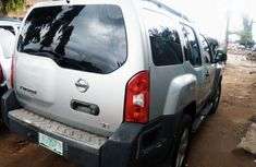 Nissan Xterra 2006 SE 4x4 Silver