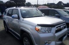 Toyota 4-Runner 2010 Silver for sale