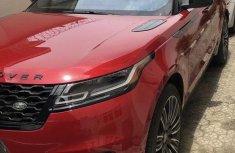 Land Rover Range Rover Velar 2018 Red for sale
