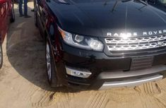 Land Rover Range Rover Sport 2016 HSE 4x4 (3.0L 6cyl 8A) Black for sale