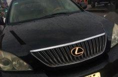 Lexus RX 2004 Black for sale