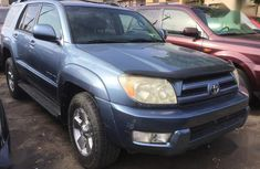 Sell well kept blue 2006 Toyota 4-Runner suv automatic in Lagos